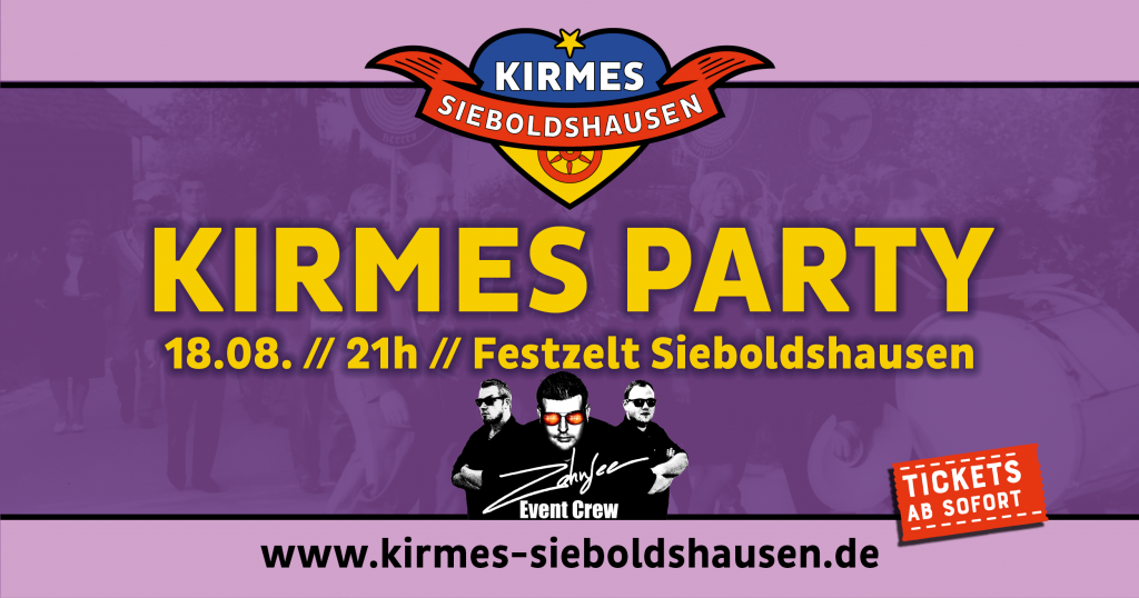 Kirmes Party Sieboldshausen 2018